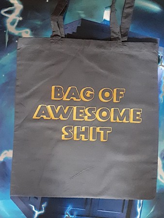 Bag of awesome shit