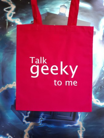 Talk geeky to me