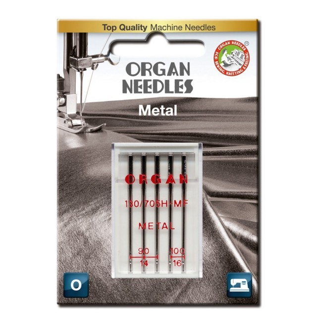 Nål til metalltråd fra Organ Needles